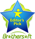 Brothersoft Awarded