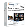 Free Download4Media Apple TV Video Converter for Mac