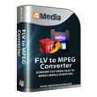 Free Download4Media FLV to MPEG Converter