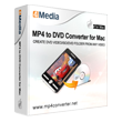 Free Download4Media MP4 to DVD Converter for Mac