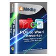 Free Download4Media PDF to Word Converter