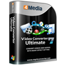 4Media Video Converter  Ultimate