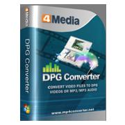 4Media DPG Converter