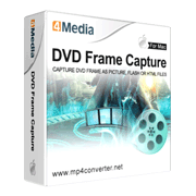 4Media DVD Frame Capture for Mac