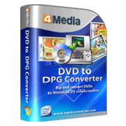 4Media DVD to DPG Converter