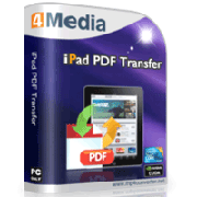 4Media iPad PDF Transfer