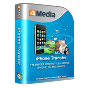 4Media iPhone Transfer