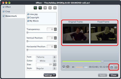 Mac AVI to DVD Converter