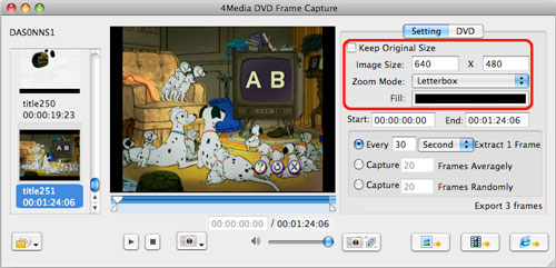 How to capture DVD screen on Mac