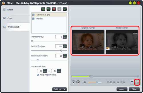 MPEG to DVD Converter