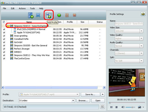 How to convert AVI, MPEG, WMV videos