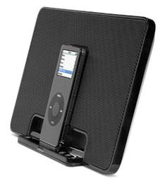 iPod nano speaker dock Altec Lansing iM500
